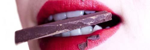 chocolate-woman